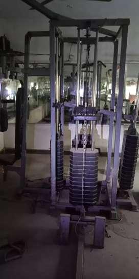 Dev gym parts