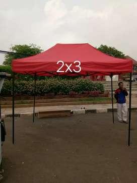 Tenda lipat simpel ukuran 2x3 buat bazar .event.pkl .dll