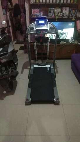 TL 288 Treadmill elektrik mesin 2 hp//grey