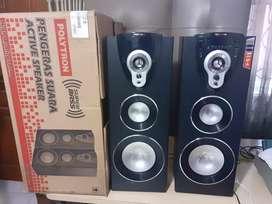 Dibeli home theater soundbar speaker aktif tape compo dll