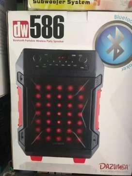 Speaker Portable Dazumba DW586