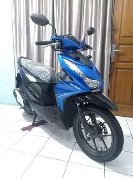 Honda Beat CBS ISS 2020 Bulan 6 KM 700 Tidak jadi Pakai B DKI Gress