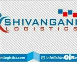 delivery boys job for kanke in shivangani logistics