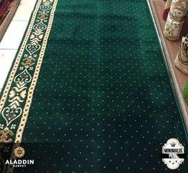 Menjual Karpet Masjid Minimalis Achieved