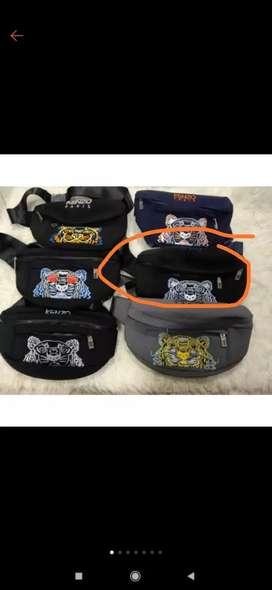 Ready stock Kenzo Waistbag BNWT 100%
