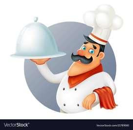 We Are Hiring Pantry Cum Continental Cook at Jalgaon