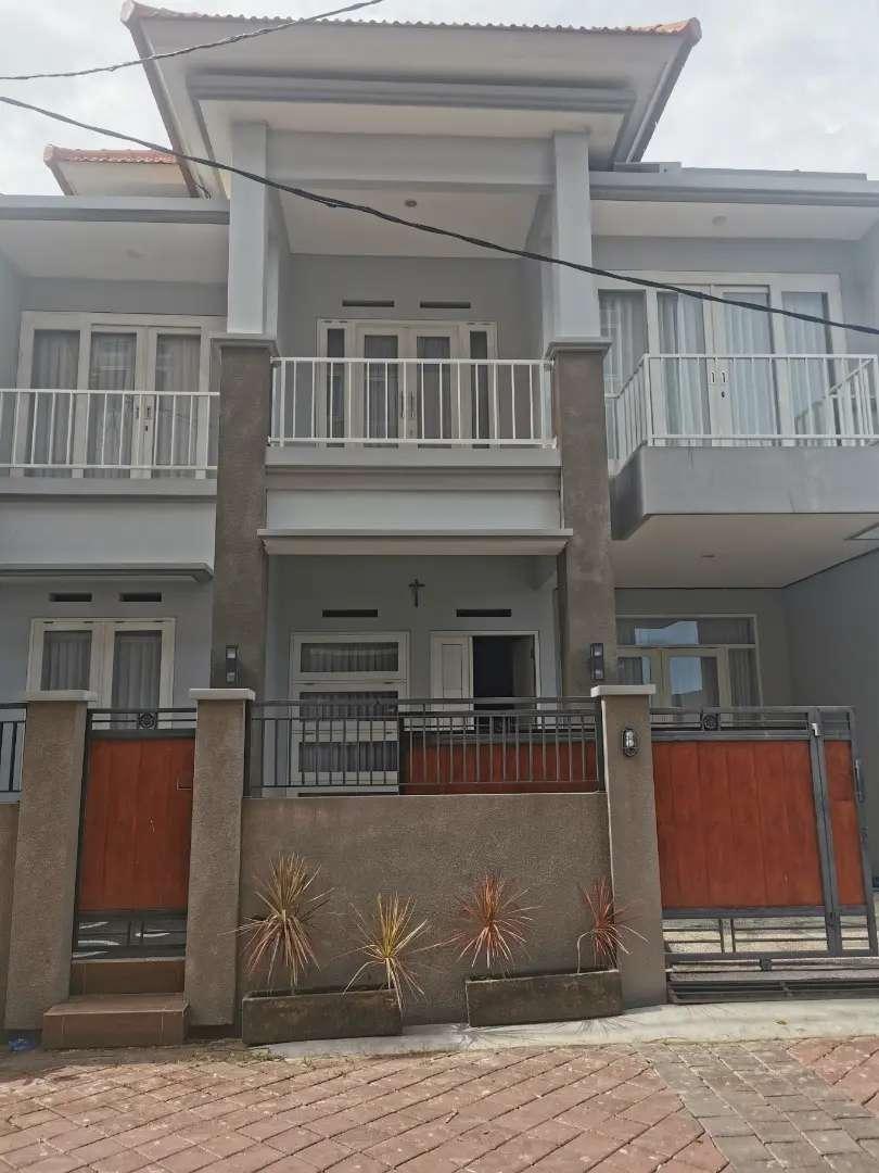 Rumah baru dekat canggu