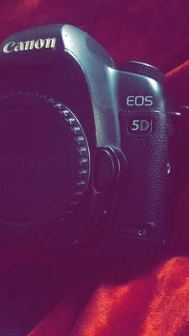 Canon 5D mark 2 With 50mm 1.8 Stm lens