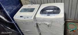 Rent on fully automatic washing machine 400 /- monthly rent