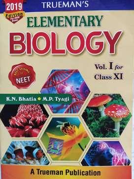 Elementary biology class 11