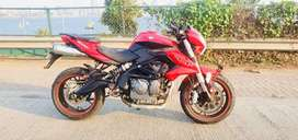 Benelli 600i abs 2017
