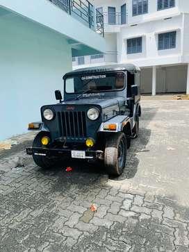 Mahindra jeep 1997 model