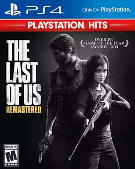 Ps4 Game Sale/Exchange The Last of Us