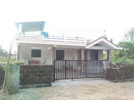 2BHK individual RCC HOUSE FOR RENT