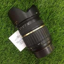 Lensa TAMRON 18-200mm f/3.5-6.3 IF MACRO for nikon Bergaransi
