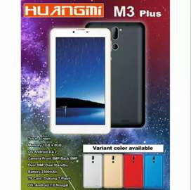 Huangmi m3 plus tablet 7 inch Ram 1/8gb