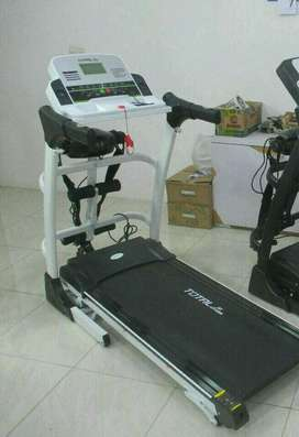 Motorized Treadmill Elektrik 630 Massager