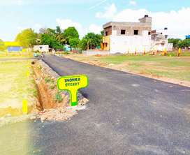 Budget Plots for Sale near Railway station & SRM College