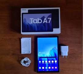 Samsung tab A7 2 months old