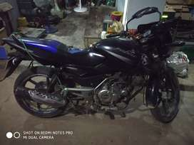 I have  a Pulsar  black 150 in very Good condition