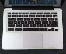 Macbook Pro-2012 / Core I5-13.3 inch / 10gb Ram