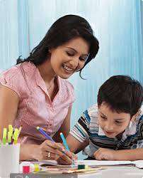 Female Home Tutor for kids