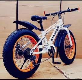 Kids jr.fat tyre bicycle
