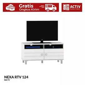 Rak TV / Meja TV NEXA RTV 124 | Baru | COD