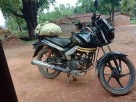 Mahindra censuro bike