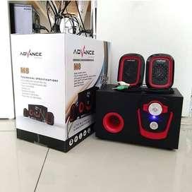 Speaker Advance M8 Bluetooth