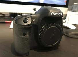 Canon 7d with 15  85 lense