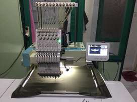 Mesin Bordir Komputer 1 kepala Hefeng