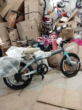 Kami menjual sepeda lipat Genio lunox ukuran 20
