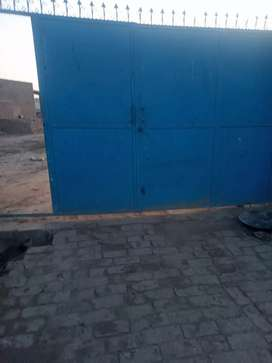 3 kanal raqba available for rent with boundry wall