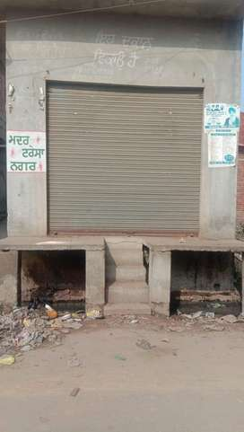 one shop maintained by 3 shutter