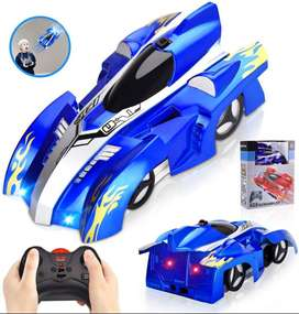 WALL CLIMBING REMOTE CONTROL CAR RECHARGEABLE