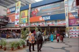 Wanted Big bazaar stores freshers 18/32 age