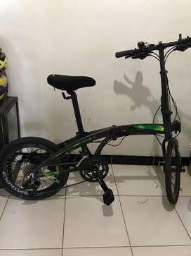 Sepeda lipat Seli