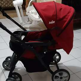 JOIE MEET EXTOURA TRAVEL SYSTEM (RED)