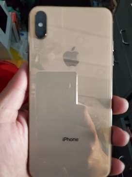 iphone xs max rose gold colar for sale