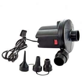 PROMO - TOTO Pompa angin elektrik 2 IN 1 Ac air pump Vacuum and blow