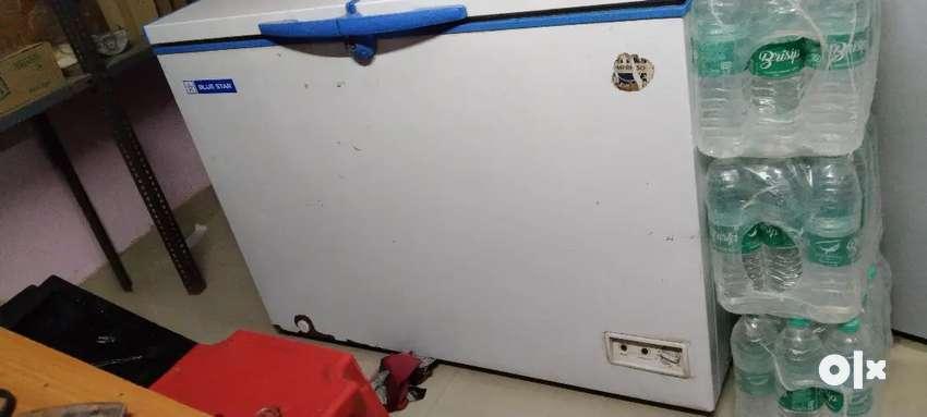 Blue Star refrigerator
