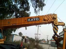 50 Ton Crane available for rent on monthly basis
