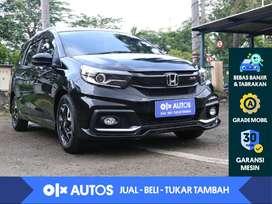 [OLX Autos] Honda Mobilio 1.5 RS CVT A/T 2019 Hitam
