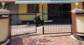 Steel gate for sale