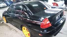 Mitsubshi lancer evo 5 thn 2003 whtm manual glxi istw trwt