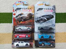 Hotwheels Forza Series ( paket )