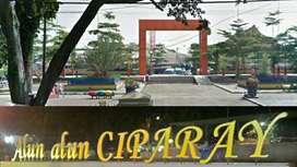 Tanah Dijual Ciparay: SHM, Cicil 12X Tanpa Bunga