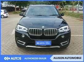 BMW X5 3.0 xDrive35i XLine Bensin AT 2015 # Partner Terpercaya