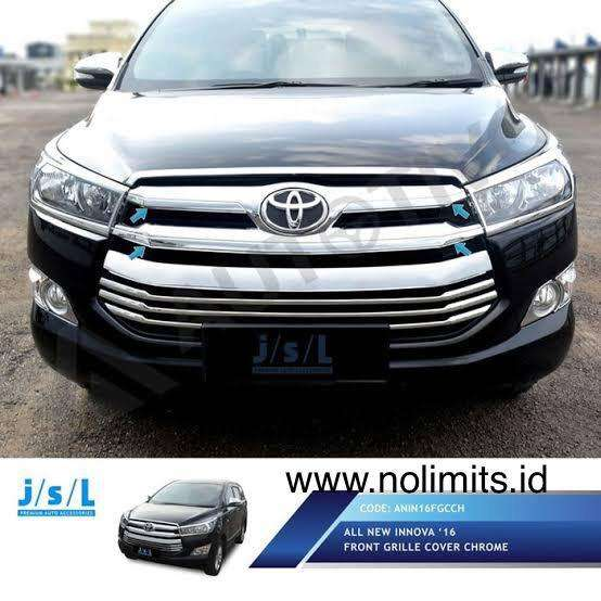 Cover Front Grill All New Innova Reborn 0